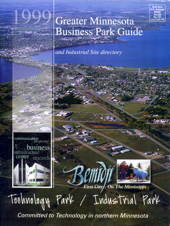 Eric Pedersen: Business Park Guides - Minnesota