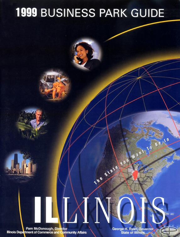 Eric Pedersen: Business Park Guides - Illinois