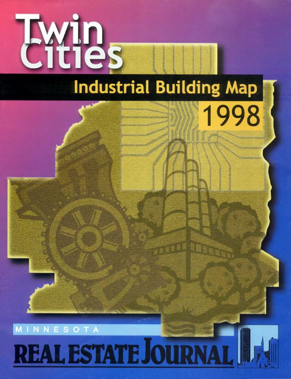 Eric Pedersen: Business Park Maps - Twin Cities Metro Area