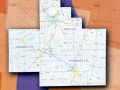 Eric Pedersen: Business Park Maps - Grundy County