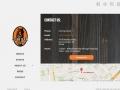 Eric Pedersen: Chai Bar SF Contact Us - Tablet Version
