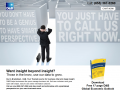 Eric Pedersen: D&B - Landing page - Sample 1