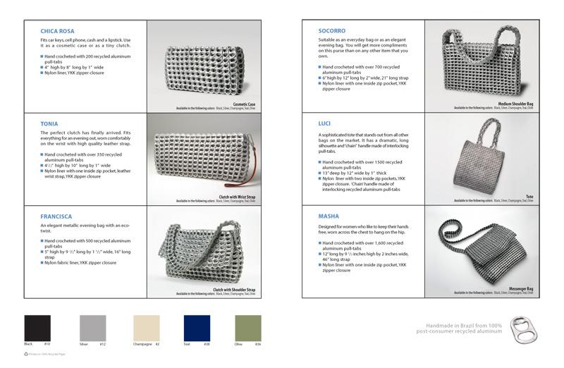 Eric Pedersen: Escama Studio - Linesheet - inside