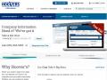 Eric Pedersen: Hoover's - Homepage