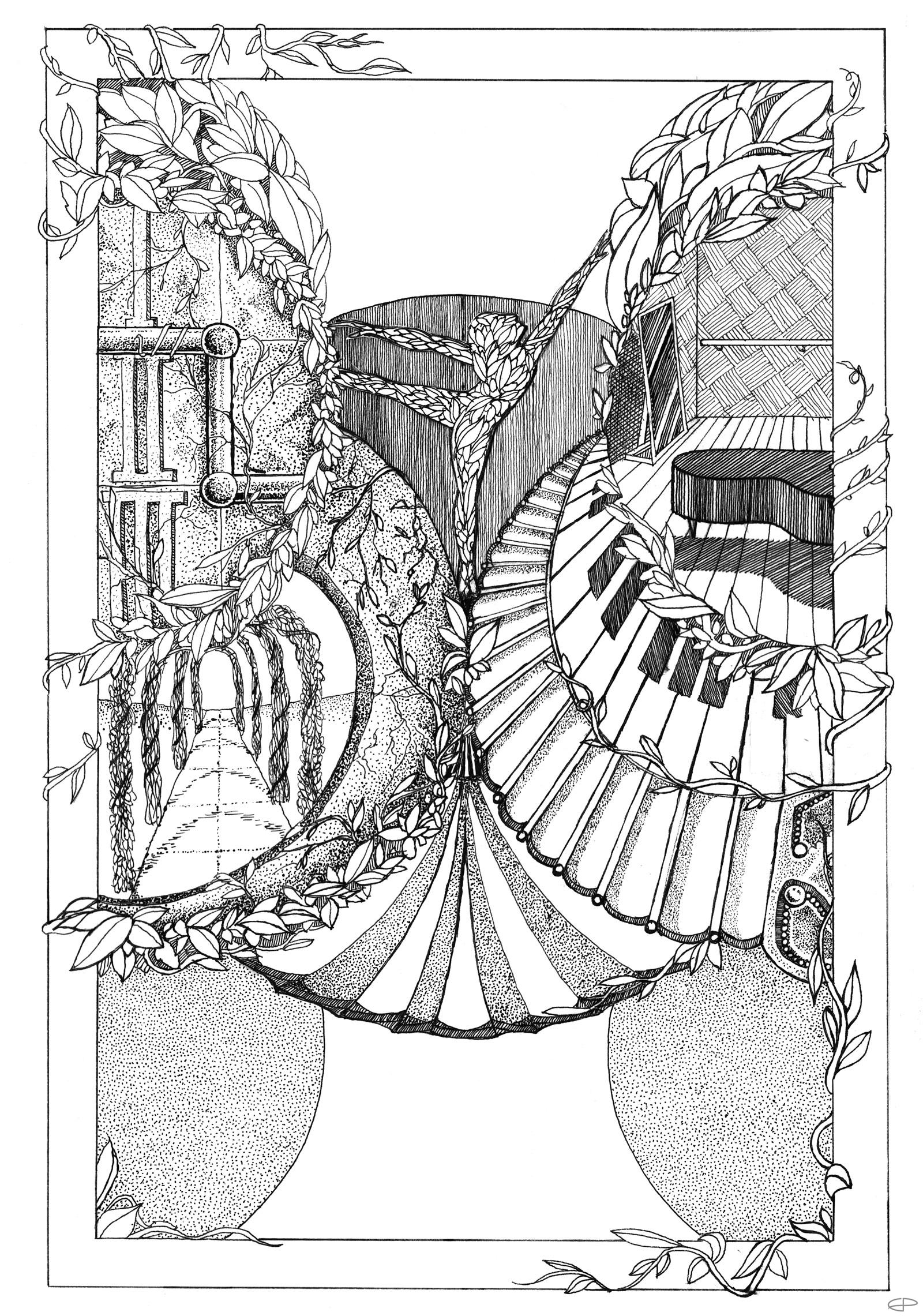 Eric Pedersen: Ballet Arts - Montage