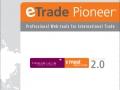 Eric Pedersen: eTrade Pioneer - Box Front