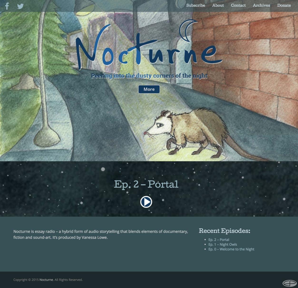 Eric Pedersen: Nocturne - Home