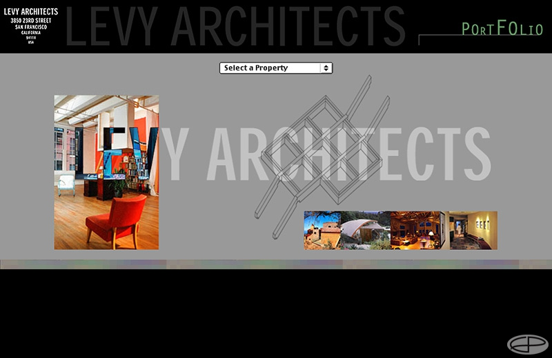 Eric Pedersen: Levy Architects - Design Comp 1