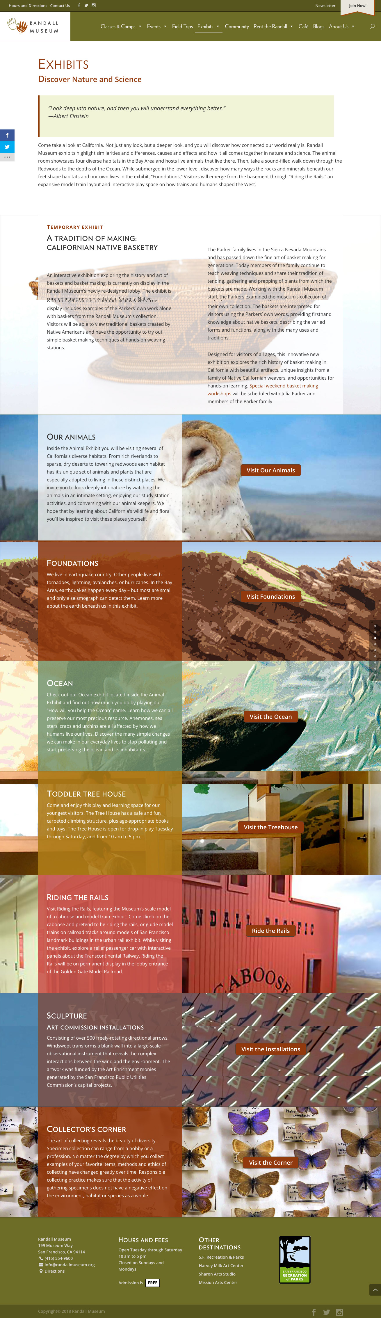 randallmuseum-org-exhibits