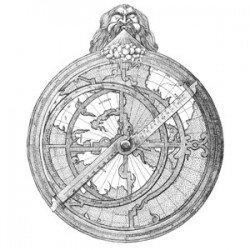 Eric Pedersen - Astrolabe Illustration