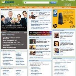 Eric Pedersen - AllBusiness Homepage