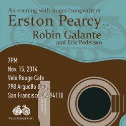 Eric Pedersen - Erston Pearcy Poster