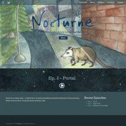 Eric Pedersen - Nocturne Podcast Homepage