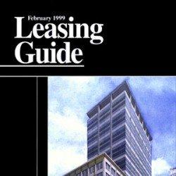Eric Pedersen - Leasing Guide Publication Family