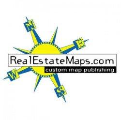 Eric Pedersen - RealEstateMaps.com Logo