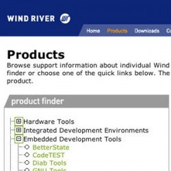 Eric Pedersen - Wind River Support Website