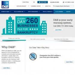 Eric Pedersen - Dun and Bradstreet Corporate Website